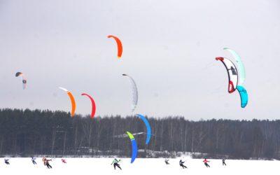 Кубок Московской области по сноукайтингу