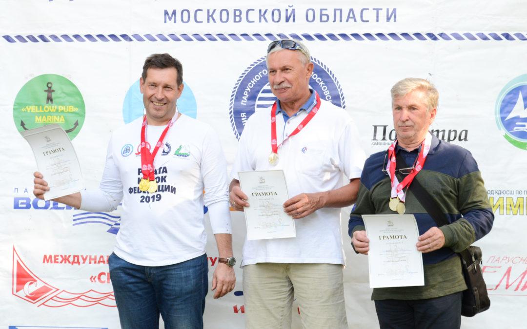 Чемпионат Московской области