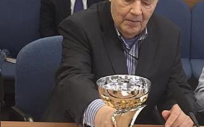 """ПРИЗ «ПАМЯТИ БОРИСА ЛОБАЧ-ЖУЧЕНКО"""" АНДРЕЮ КИСЛОВУ!"""