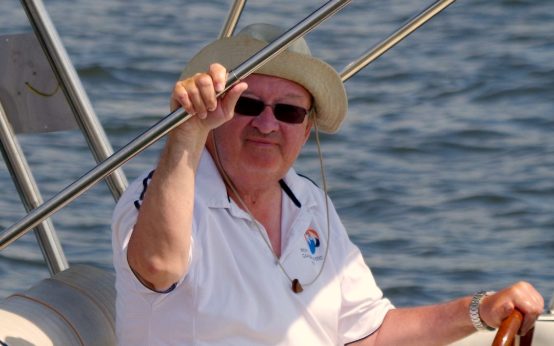 70–летний юбилей Плотникова Александра Владимировича