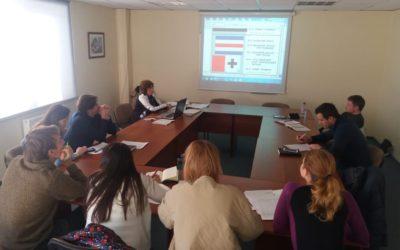 ФПС МО провела семинар для начинающих судей