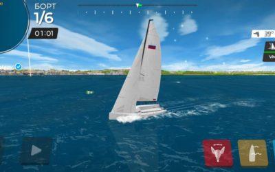 Кубок ИТМО по виртуальному парусному спорту!
