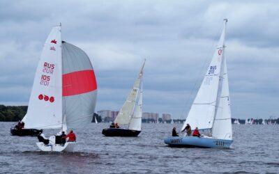 Завершился Чемпионат МО в крейсерских яхтах